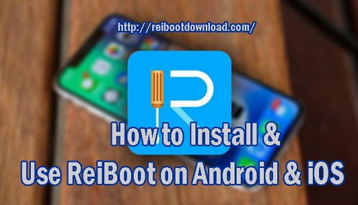 ReiBoot Download - One Click iOS System Recovery Software